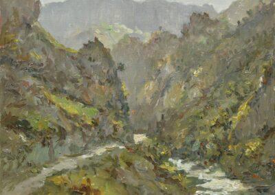 Carretera de Poncebos (Camarmeña)