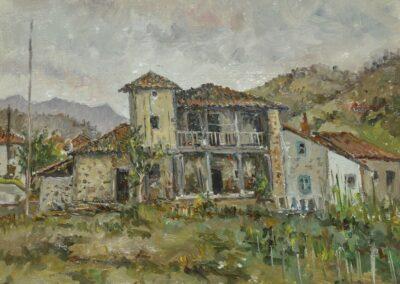 Casa natal de Rafael del Riego