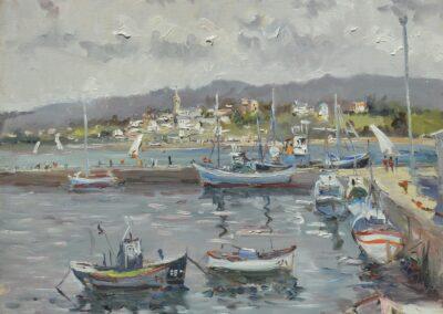 Puerto de Ribadeo