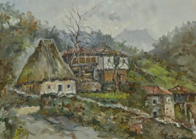 Veigas (Somiedo, Asturias)
