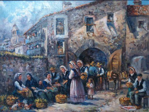 Pequeño mercado